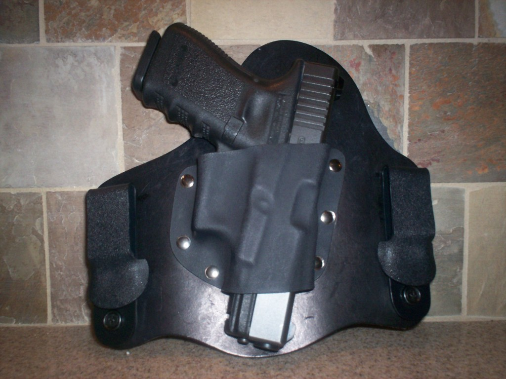 CrossBreed Holsters SuperTuck Hybrid Holster for a Glock 23