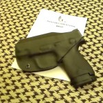 Kestrel Holsters IWB Holster for Smith & Wesson M&P Shield