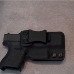 4 Corners Concealment Scorpion IWB Kydex Holster