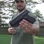 Cook's Holsters Glock Kydex Holster