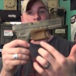Dale Fricke Holsters Zacchaeus Concealment Holster