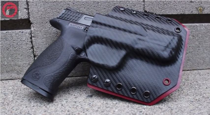 Redeye tactical kydex owb holster review holster vault