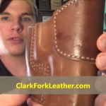 Clark Fork Leather Holster