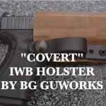 BG Gunworks Covert IWB Holster