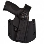 Comp-Tac Flatline Thumb Break Holster - Front