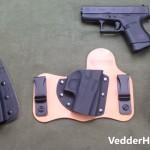 Glock 43 Holsters by Vedder Holsters