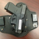 Kinetic Concealment Glock 43 Holster