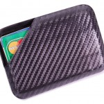 Kinetic Concealment Carbon Fiber Wallet