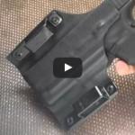 Werkz Origin Holster for Glock 19 with Surefire XC1