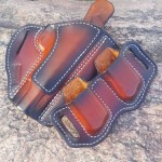 Oxcreek Tactical OWB Leather Pancake Holster