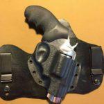 Chuck Ds Custom Holsters Hybrid Revolver Holster