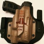 Crossfire Holsters Customized Hybrid Holster