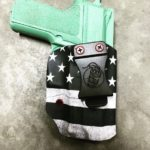 Dynamite Gun Works Cover Rear IWB Holster