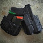 Geaux Hard Holsters OWB Light Bearing Holster