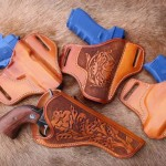 Horsewright Clothing and Tack Leather Gun Holsters