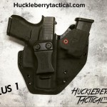 Huckleberry Tactical Plus 1