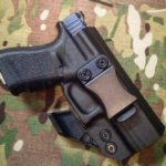 Midsouth Custom Carry Solutions Glock 19 IWB Holster