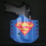 Pale Horse Concealment Superman OWB Holster