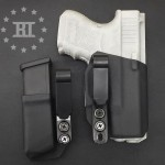 Redwood Tactical Spy Holster with Mag Holder