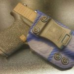 Shooks Customs IWB CrunchyTaco Holster