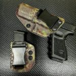 Silent Arm Concealment IWB Holster in Kryptek Mandrake