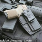 Spider Concealment The Widow Non Tuckable IWB Holster