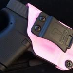 Tulster Profile Holster - Pink Carbon Fiber
