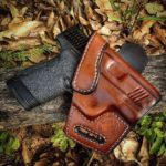 Turner Leatherworks TBR Leather Holster for SW Shield