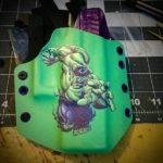Dark Star Gear Hulk Pancake Holster