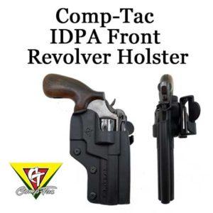 Comp-Tac IDPA Revolver Holster