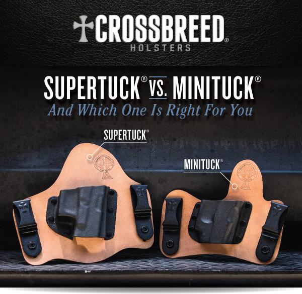 CrossBreed SuperTuck vs MiniTuck
