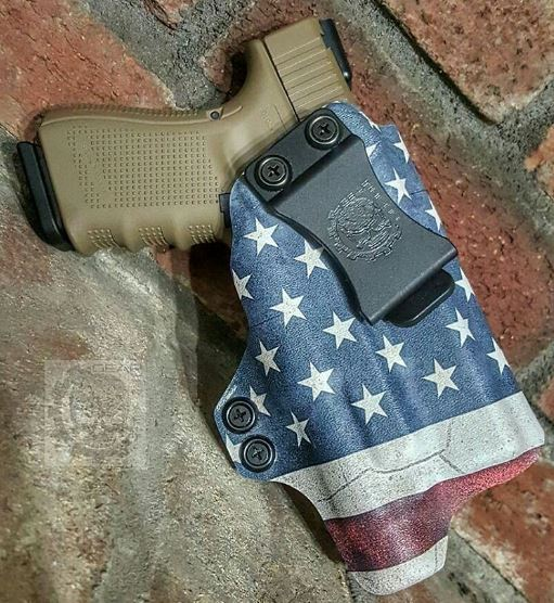 gearcraft holsters iwb for glock 19 gen 4 with tlr1 hl