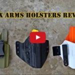 T REX ARMS Kydex Holsters Review