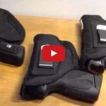Barsony Nylon IWB Holsters