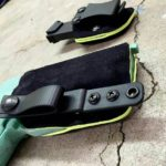 CNC Holsters Suede Wrapped Lightning IWB Holster