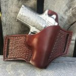 Johnston Leather Goods OWB Operator Holster