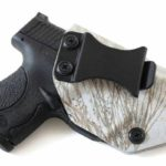 Mossy Oak Break-Up Winter Brush IWB Holster