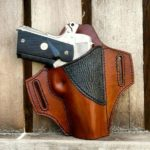 OWB Leather Holster for Colt 1911