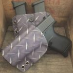Poor Industry Designs IWB Holster and Double Magazine Pouch