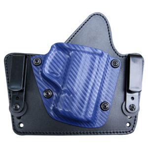 Ultimate Holsters Cloud Tuck Silver Infused Holster