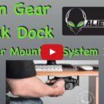 Alien Gear Cloak Dock Holster Mounting System Installation