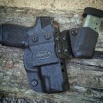 Dara Holsters MP Shield 45 Modular Appendix Rig