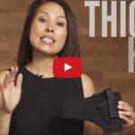 DeSantis Thigh Hide Holster for Women