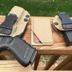 Guerrilla Holsters EDC Set in FDE