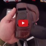 OUTBAGS IWB Leather Holster for MP Shield