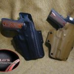 Pitalos Custom Kydex OWB Holsters for 1911 Pistols
