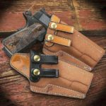 Rafter-L Combat Leather 1911 Holsters