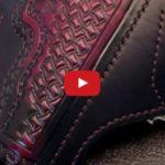 Spanish Influenced 1911 Holster Set from Boriqua Leather