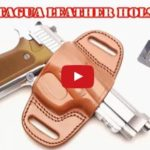 Tagua Holster for Beretta and Taurus Semi Auto Pistols