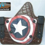 Ultimate Holsters Captain America Holster for Glock 43
